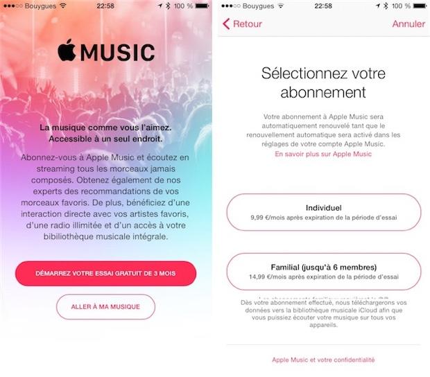Apple Music prezzi abbonamento Italia