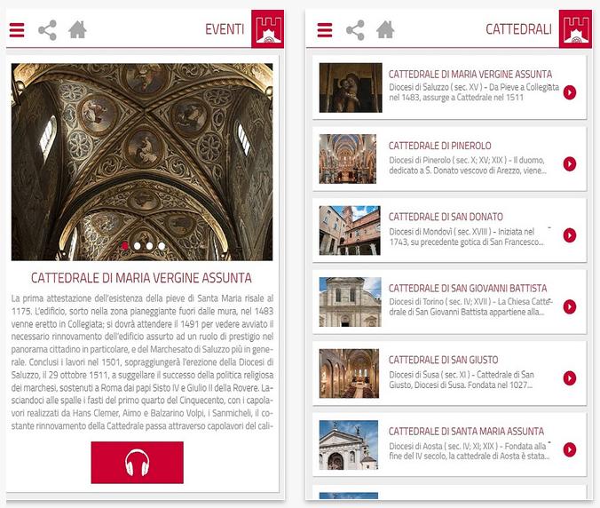 Citta e cattedrali
