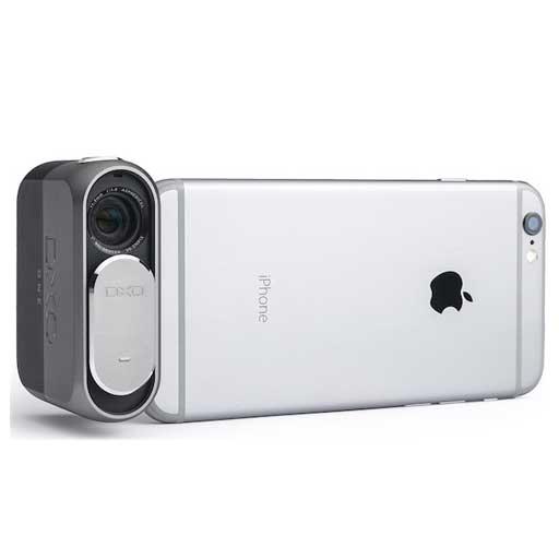 Con DxO ONE, l'iPhone diventa una fotocamera professionale a tutti gli effetti