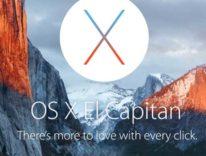 OS X El Capitan, 8 novità che Apple non ha evidenziato