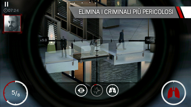 Hitman Sniper ios 2