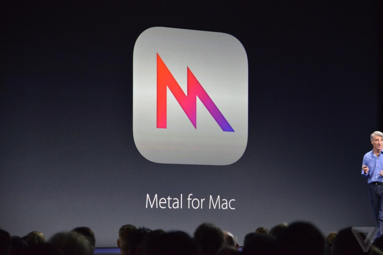 Metal su Mac