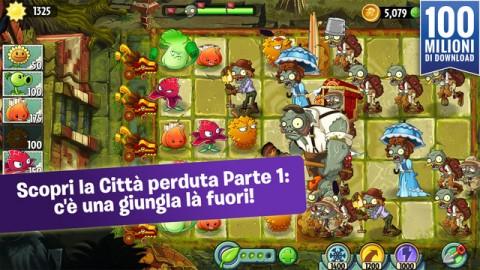 Plants vs Zombies 2 giu 2015 1
