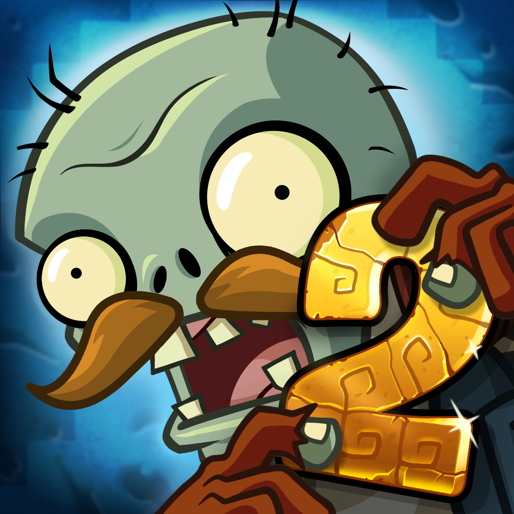 Plants vs Zombies 2 icon1024x1024