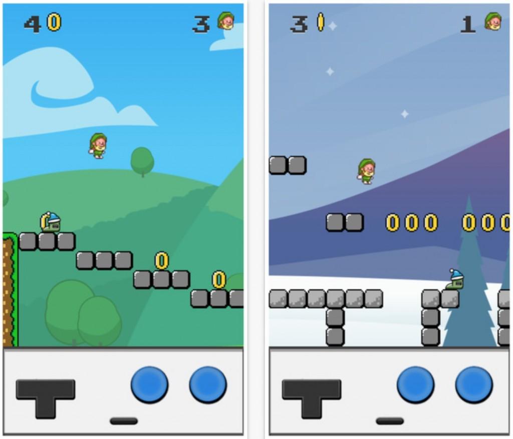 Super Mario su App Store