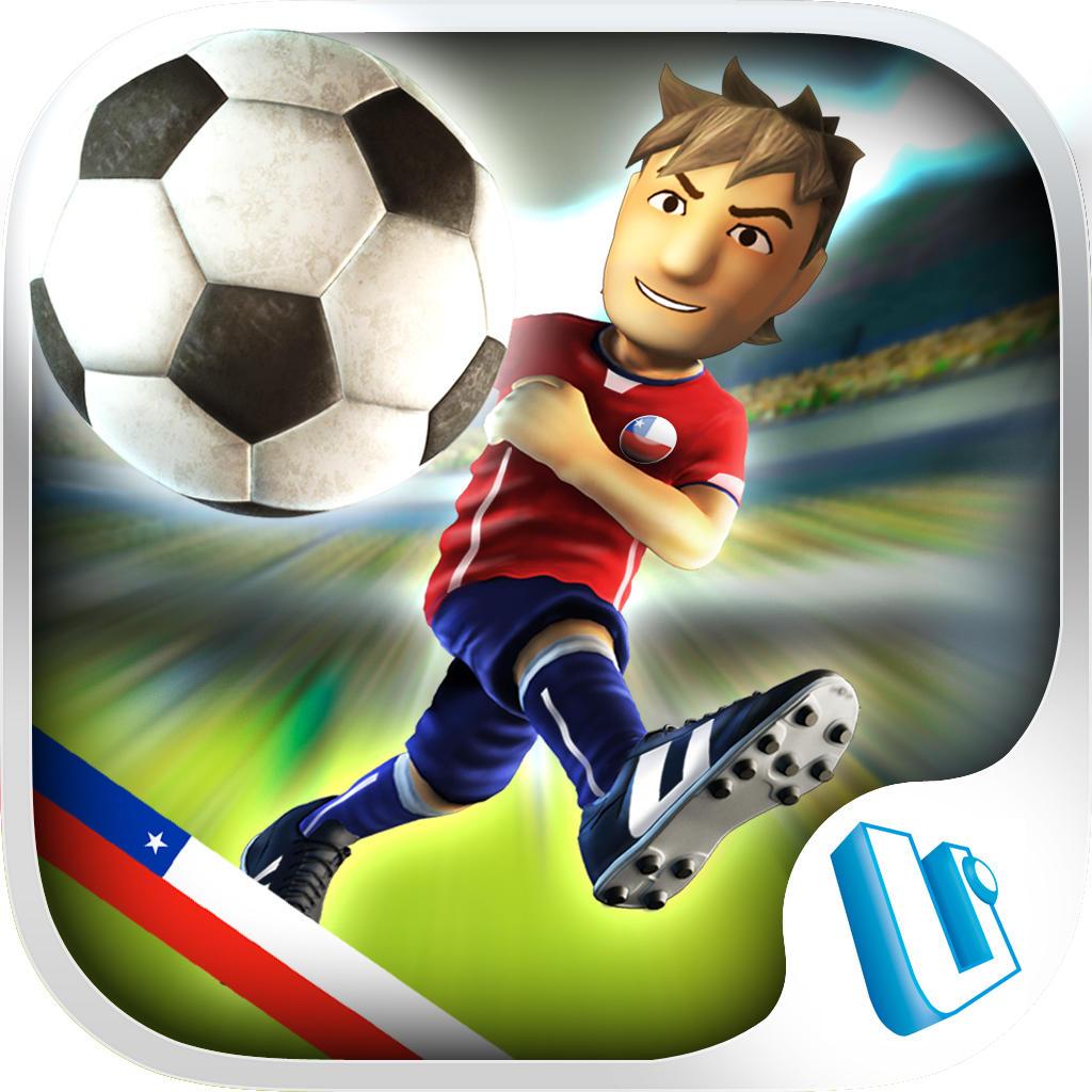 Striker Soccer America icon1024x1024