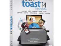 Masterizzazione CD e DVD, disponibile il nuovo Roxio Toast 14