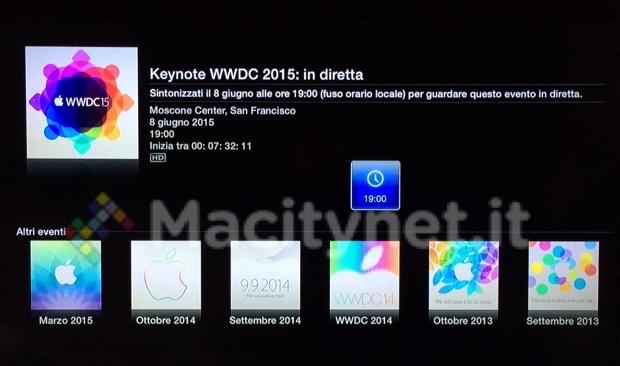 WWDC15 su Apple TV 620 2 ok