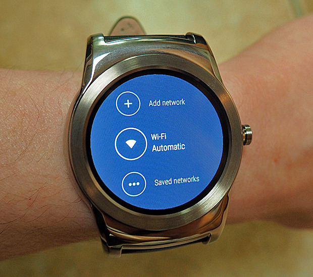 android wear wifi