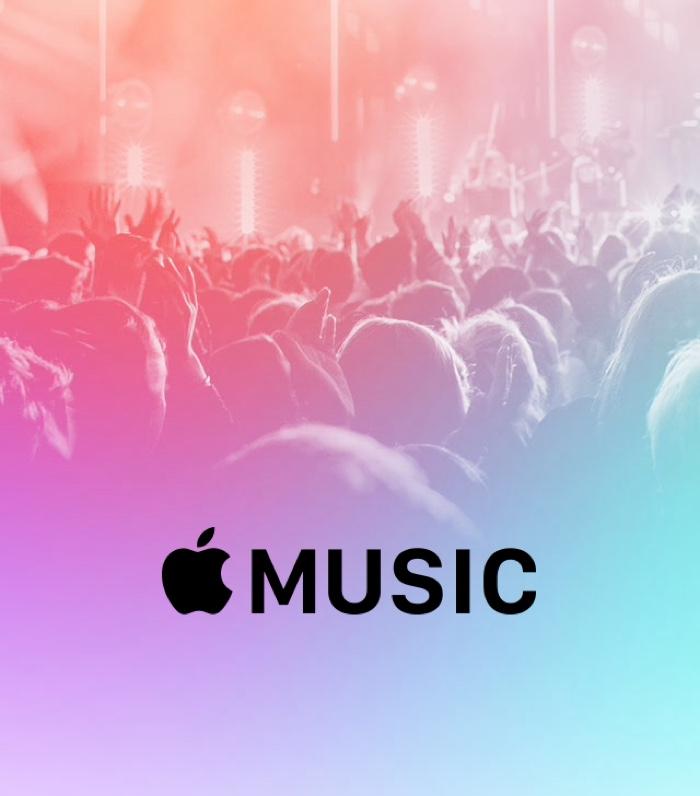 apple music 700