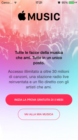 apple music ita 2