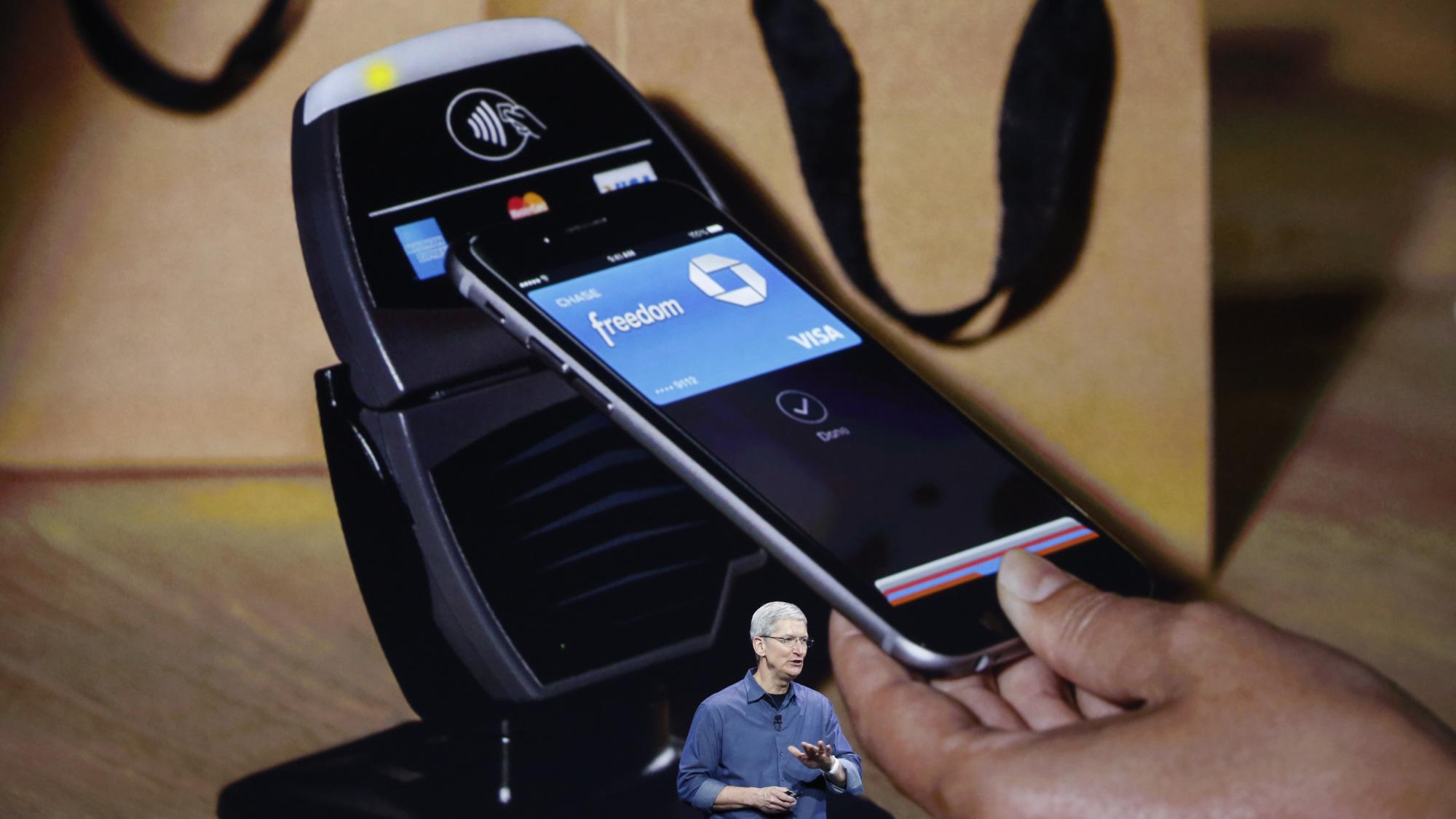 Adozione Apple Pay