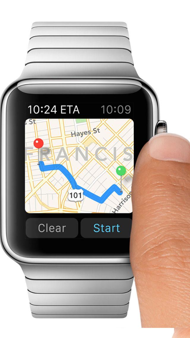 Controlli Apple Watch