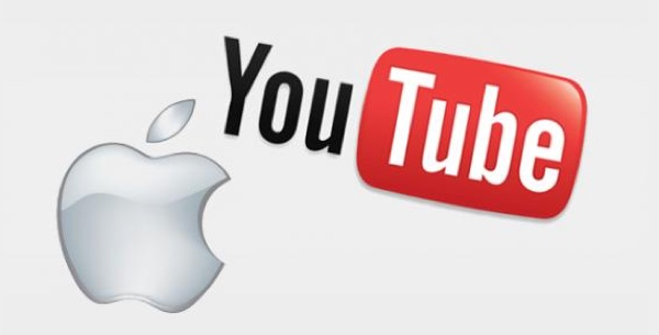apple youtube 600