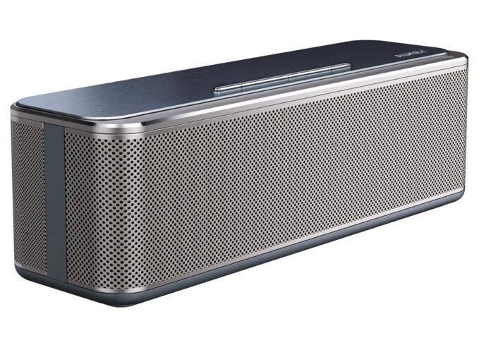 Cassa Bluetooth da 10W in alluminio spazzolato: 36,89 euro con codice Macitynet