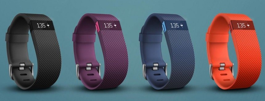 Fitbit Surge e Charge
