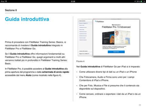 corsi di formazione FileMaker 2