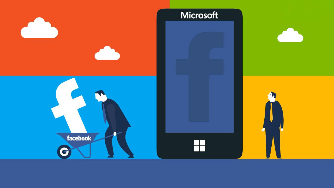 Finisce l'amore fra Facebook e Microsoft: stop all'integrazione con Windows Phone