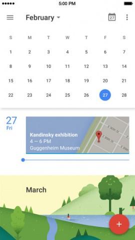 google calendar iphone 2