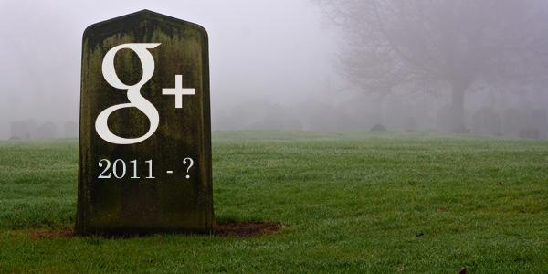 google plus morto