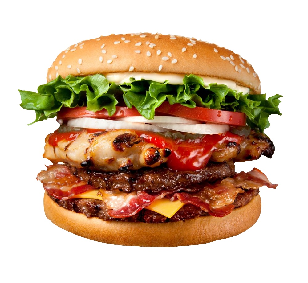 hamburger calcolare calorie 1000
