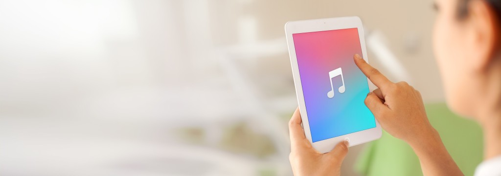 Sfondo Apple Music