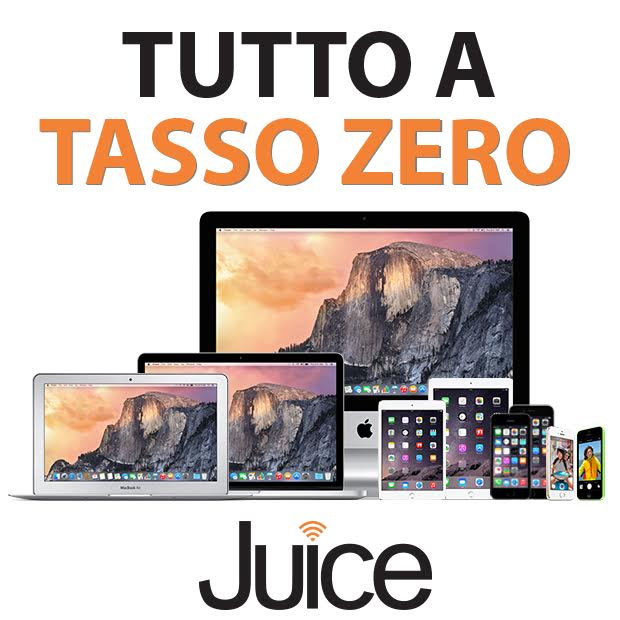 juice tasso zero totale