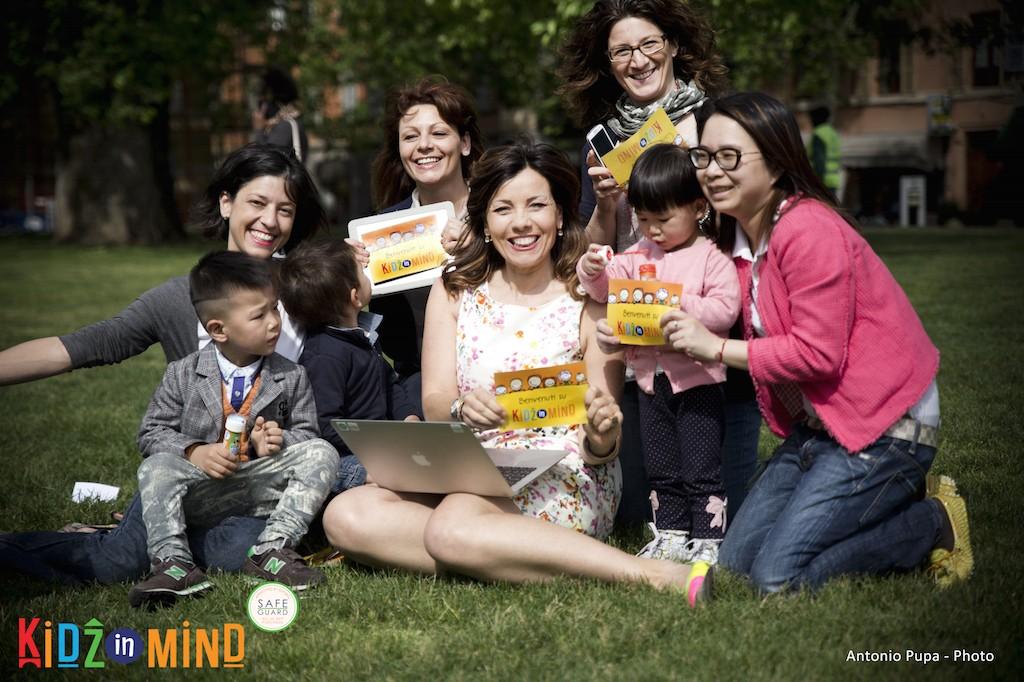 """""""Bimbi e hi-tech? Si può fare: le app sono una risorsa educativa"""" intervista Kidzinmind"""