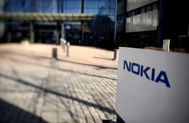 A view of Nokia's head offices in Espoo, Finland, April 15, 2015. REUTERS/Antti Aimo-Koivisto/Lehtikuva/Files