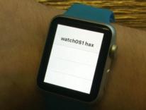 In watchOS 1 si possono installare applicazioni native, con un hack