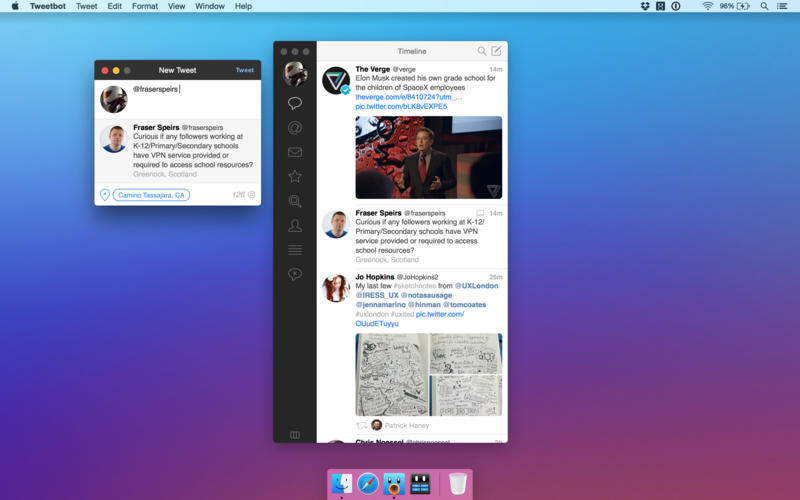 Tweetbot 2 per Mac