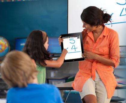 scuola ipad insegnanti education