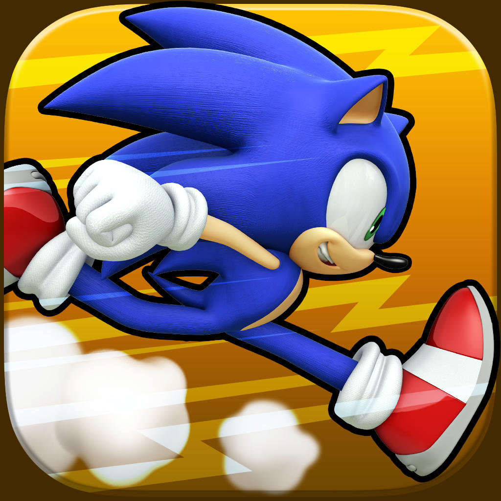 sonic runners icon1024x1024