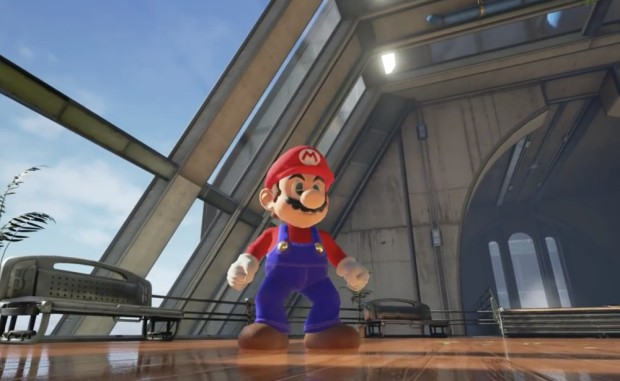 Super Mario come non l'avete mai visto ricreato con Unreal Engine 4, il video