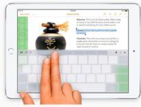 iOS 9, il trackpad a due dita arriva anche su iPhone