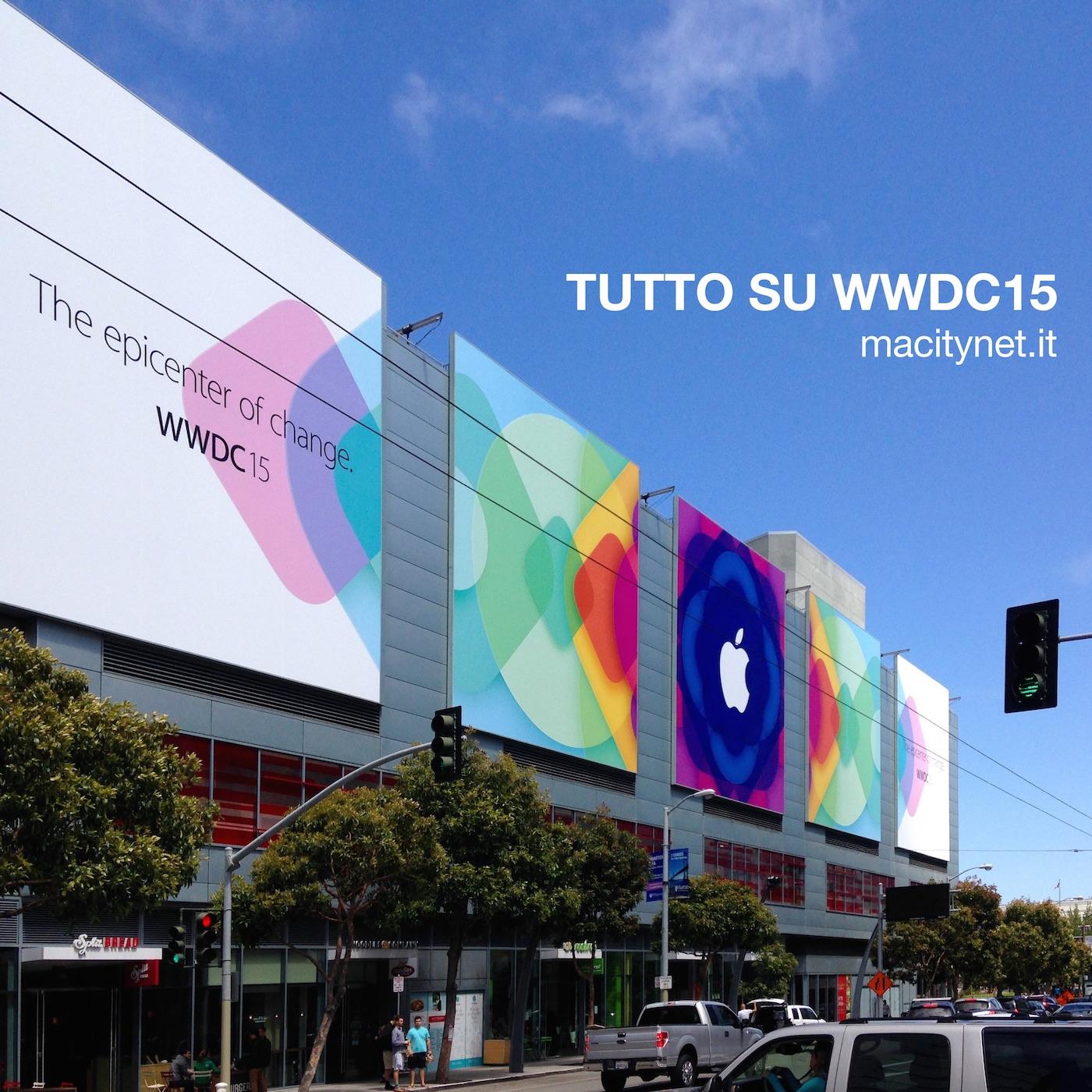 Tutta la WWDC15