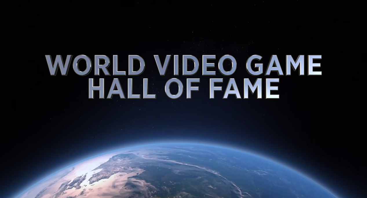 world videogame hall of fame