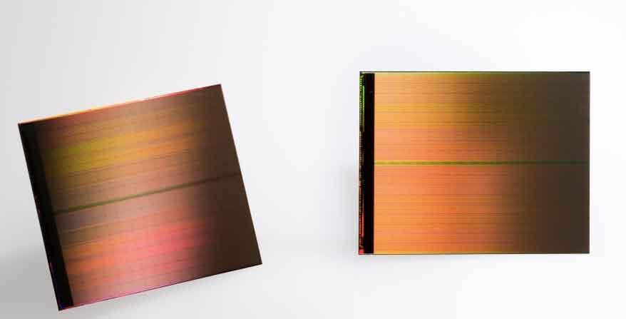La tecnologia 3D XPoint è fino a 1000x più veloce delle NAND e un singolo die può memorizzare fino a 128Gb di dati.