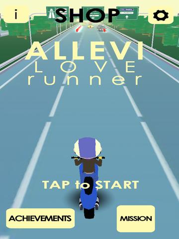 Allevi Love Runner screen480x480
