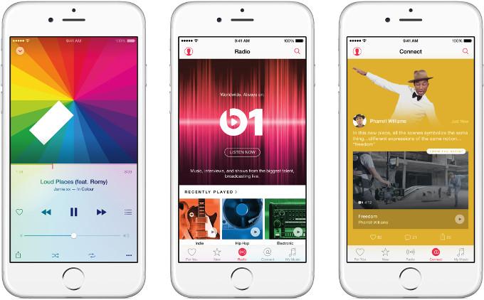 Apple Music vs. iTunes Match