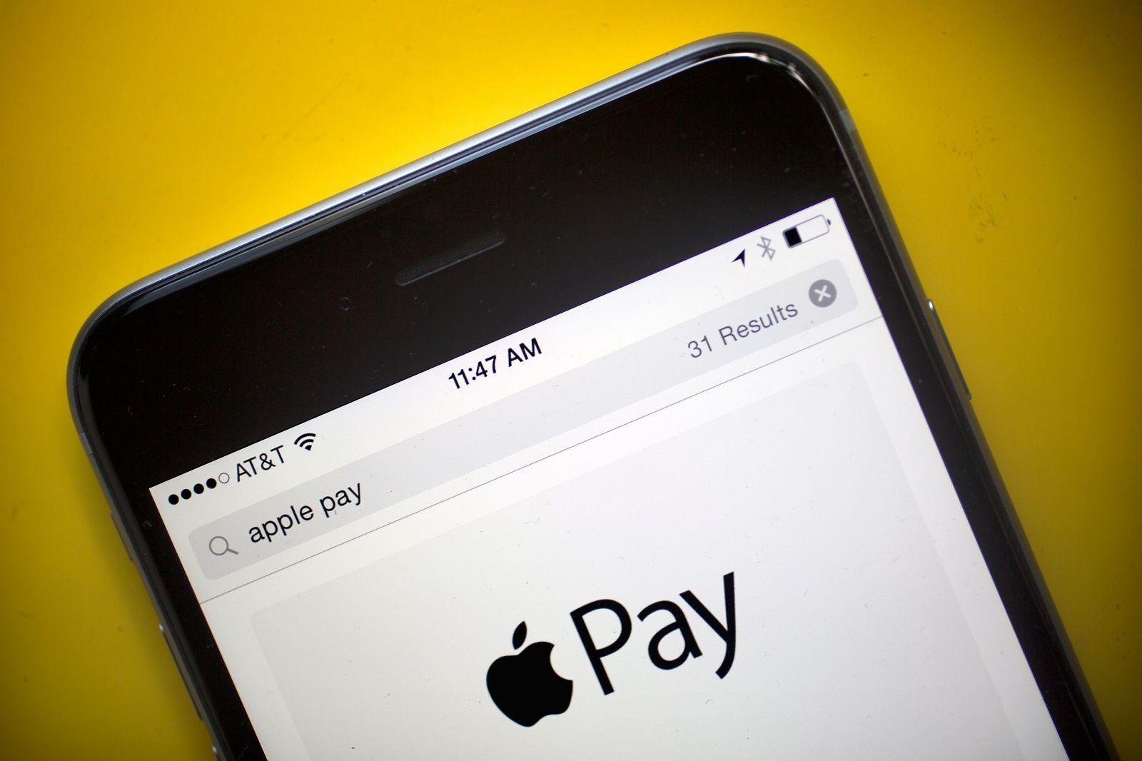 Apple Pay nel Regno Unito