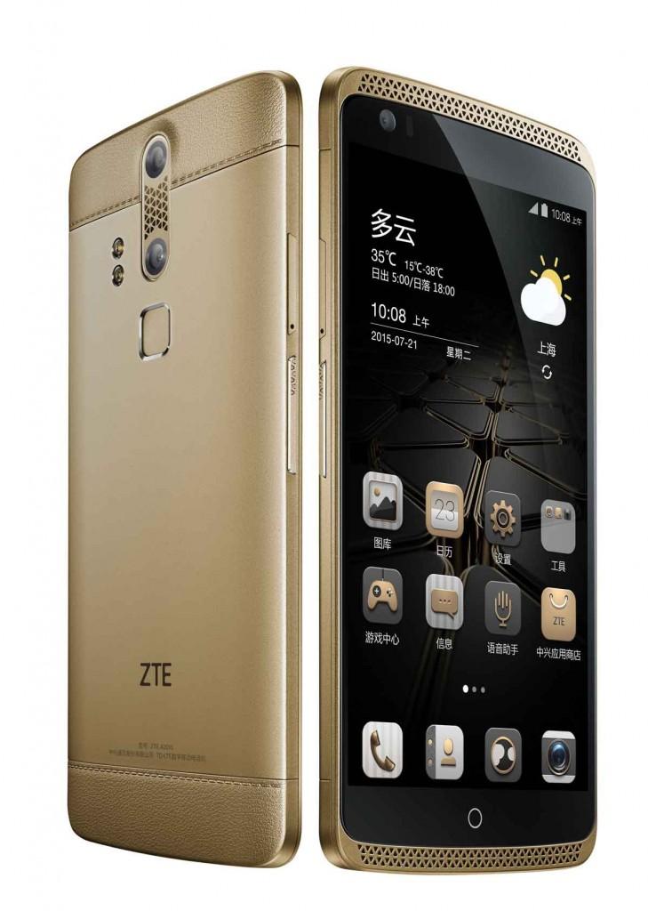 Lo smartphone Axon