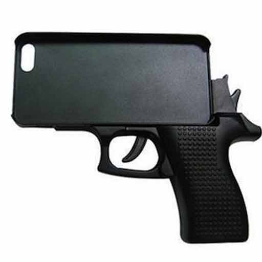 custodia iphone 6 pistola