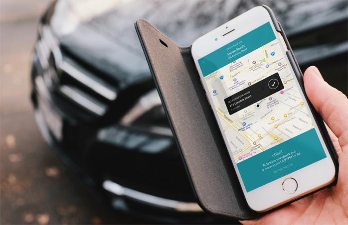 mappe uber