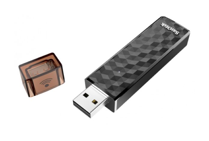 SanDisk Connect Wireless Stick icon 1000
