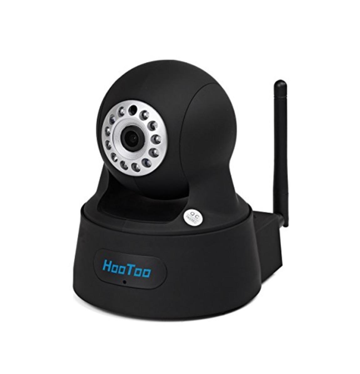 Casa sotto controllo anche in vacanza con iPhone e telecamera HooToo: sconto 59 euro