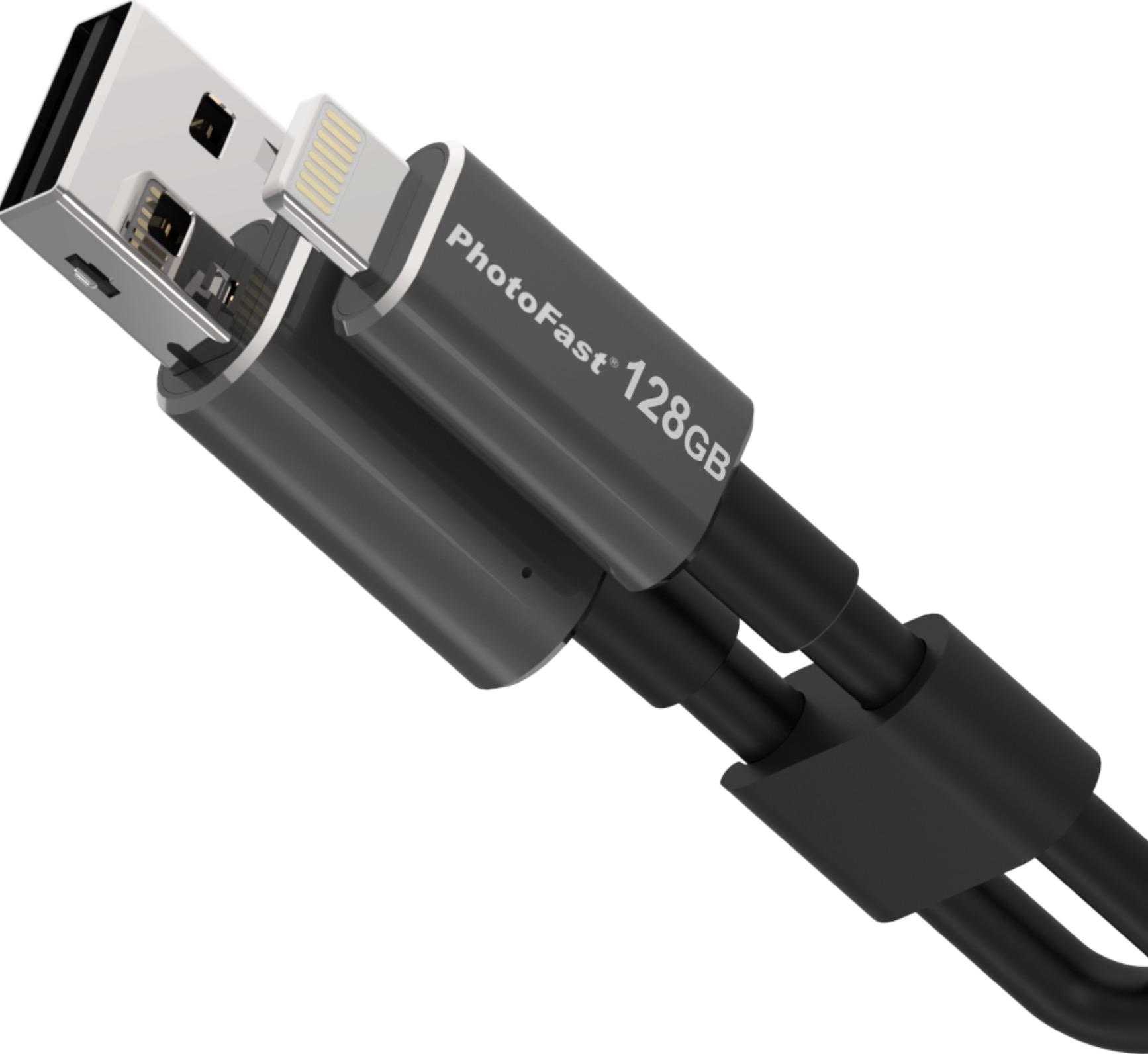 MemoryCable, il cavo Lightning che aggiunge fino a 128 GB di spazio ad iPhone e iPad - Macitynet.it