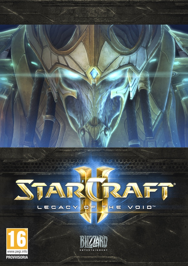 StarCraft II Legacy of the Void 2