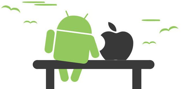 abbandonano Android