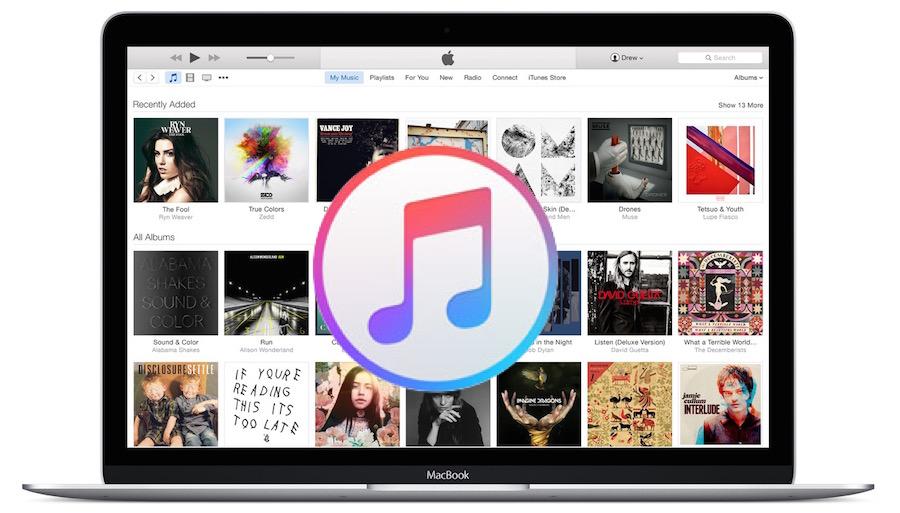 libreria iTunes